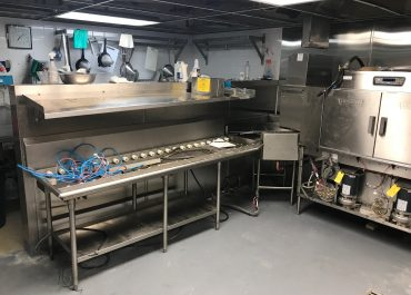 Whistler Hotel Kitchen Upgrade